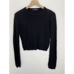 Brandy Melville Crew Neck Long Sleeve Sweater